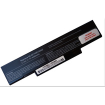 Bateria Extendida P/ Notebook Lg E500/ Asus F3/ Msi Bty-m66