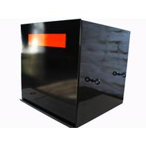 Caja - Baúl Metálica Para Delivery Única Puerta Corrediza