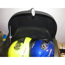 Baul Porta Objetos 48 Ltrs C/base Desmontable Franco Motos