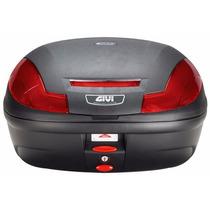 Baul Givi E470n Simply 47 Litros Monolock Moto Delta