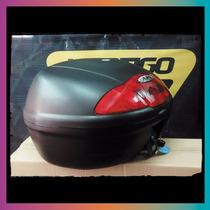 Baúl Moto 2 Cascos Colocación Tecnimoto Idem Givi