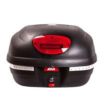 Baul Superior Givi E33 33 Litros Capacidad 1 Casco Moto Sur