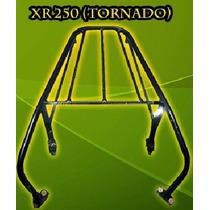 Parrilla Porta Equipaje Rak Honda Xr 250 Tornado C/agarrader