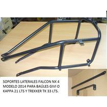 Honda Falcon Nx 4 2014 Soportes Laterales Para Baules Givi