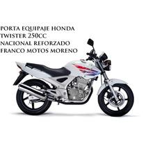 Portaequipaje Honda Twister 250 Solo Franco Motos En Moreno