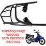 Porta Equipaje Yamaha New Crypton Original En Fas Motos