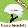 Casco Smart Urbano - Bicicleta, Skate, Longboard, Roller