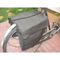 Alforjas Bicicleta Inglesa Antigua Paseo Playera Enrollable