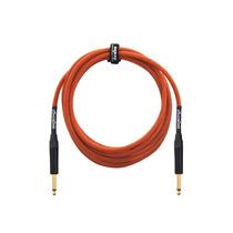 Cable P/ Guitarra Bajo Orange Cajj 6 Metros Ficha Recta