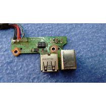 Placa Power Cable Dc Jack Power Hp Dv6000 (6500/6700) 90w