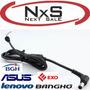 Ficha Plug Macho Y Cable Asus Lenovo Bgh Exo Cx - Zona Norte