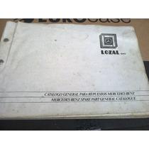 Mercedez Catalogo Mostrador