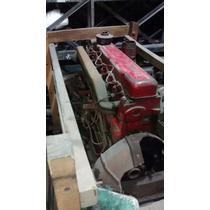 Motor Bedford 350 6 Cilindros Diesel Grupo Electrogeno