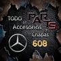 Guardabarro Der/izq. Mercedes Benz 608 Y Mas...
