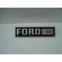 Insignia Camiom Ford 7000 81-87 Original