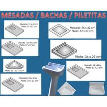 Mesadas Bachas Piletitas, Casas Rodantes Casillas