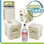 Inodoro Quimico Portatil Waterdog 20l Ideal Camping Nautica