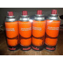 Pack 4 Cartucho Gas Butano Brogas 227 Grs. P/anafe /soplete