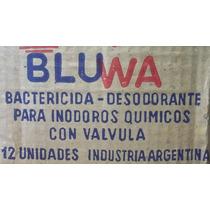 Desodorante Bactericida 11 Sobres Para Camara Septica