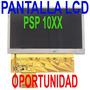 Nueva Pantalla Original Lcd Para Psp Slim 1000 Series Gtia