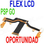 Flex Pantalla Display Lcd Sony Psp Go Slider Flex Nuevo Gtia