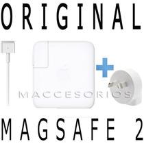 Cargador Apple Magsafe 2 De 45w 60w 85w + Toma Argentina