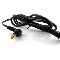 Ficha Con Cable Cargador Notebook Acer Asus 5.5mm X 1.7mm