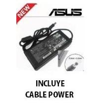 Cargador Notebook Asus 65w Mod K40 K42 K50 K52 N53 N61 N82