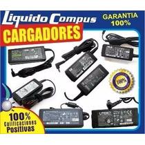 Cargador Notebook Hp Compaq Smart Pin Grueso 65w 18.5v 3.5a