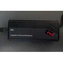 Cargador Notebook Inteligente Universal Multi Voltaje Kit