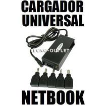 Cargador Pared Universal Netbook Asus Eee Acer One Msi Wind