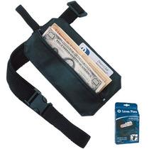 Portavalores Secret Pocket Linea Plata / E-sotano