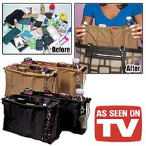 Organizador De Carteras Original De Tv Craedor Shoes Under