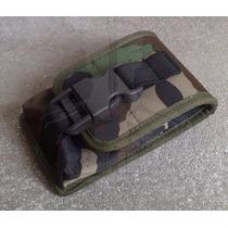 Bolso Porta Brújula/celular Molle Camo- Semper Fi Tactical®