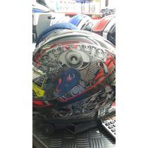 Casco Pista Integral Mt Engine 2014