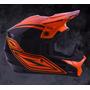 Casco De Motocross Vertigo Radikal Varios Colores !