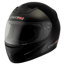 Casco Integral Ls2 Ff350 Single Mono Brillo O Mate