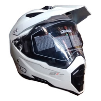 Casco Cross Enduro Okinoi 7 3 En 1 Atv Cuatri - Sti Motos