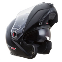 Casco Modular Ls2 Ff386 Ride Matt Black Talle L Devotobikes