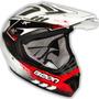 Casco Cross Beon B600 2013 / 2014 Enduro Atv En Fas Motos