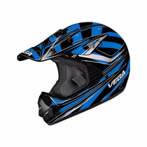 Casco De Cross Off-road Vega Mojave