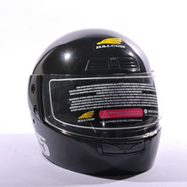 Casco Halcon H5 Gp Motos Racing Pilar