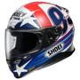 Casco Shoei 2016 Rf-1200 Indymarc Y Marc3 (830 Dólares)