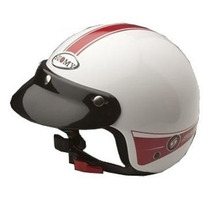 Casco Abierto Suomy Modelo Fun Con Vicera En Freeway Motos!!