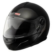 Casco Ls2 Ff386 Ride Rebatible Doble Visor Moto Delta