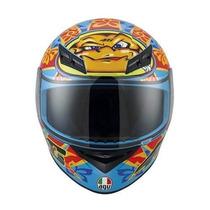 Casco Agv K3 Valentino Rossi Mugello