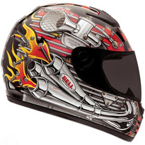 Casco Integral Bell Arrow Parts Bin Obvio Solo En Fas Motos