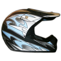Casco Niño Vega Mojave Made In Usa Homologados