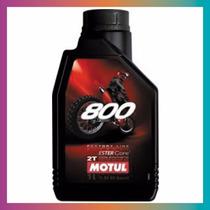 Aceite Motul 800 2t Sintetico Ester Core Racing En Tecnimoto