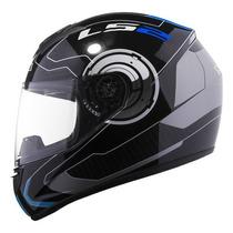 Casco Ls2 Ff350 Atmos Nuevo Modelo!!!. Moto Delta Tigre